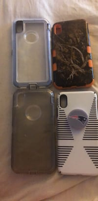 iphone 10max cases for sell  Baltimore, 21205