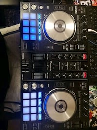 black and gray DJ mixer Markham, L3S 3C3