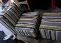 Armless side chair used for staging like new Los Angeles, 90016