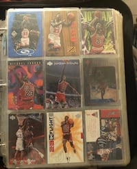 I have a Lot Collectible cards price negotiable