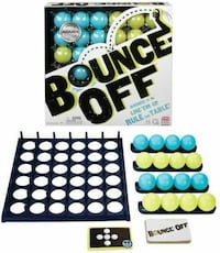 Bounce-Off board game - Like New, (PLUS MANY MORE!) WOODBRIDGE