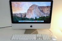 "Apple iMac 20"" inch W Screen 4 gig Ram 250 gb hard Toronto, M9V 2B6"
