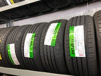 205/45R17 SET OF 4 TIRES ON SPECIAL WE CARRY ALL BRAND AND SIZES  Concord, 94520