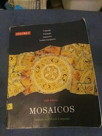Mosaicos Fifth Edition