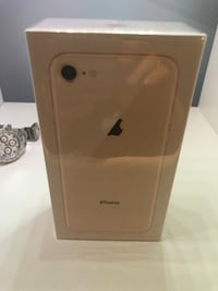 iPhone 8 64gb Gold Factory Unlocked Brand new sealed Gaithersburg, 20877