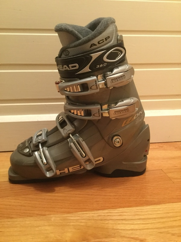 a0d2d78f1aa9 Used grey and black head acp ski boots for sale in Wilton - letgo