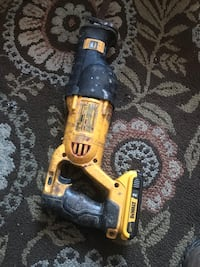 yellow and black Dewalt cordless power drill Monticello, 32344