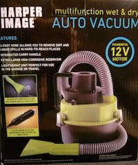 green and black Shop Vac vacuum cleaner box Somerset County, 08844