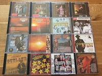 Country Music Cds (used) Mountainair, 87036