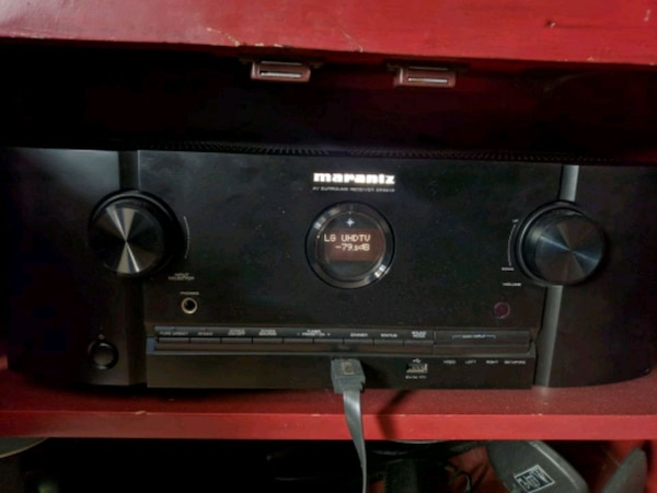 Used Marantz sr5013 7 2 channel home theater receiver for