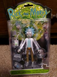 Rick and Morty action figures Anderson, 96007
