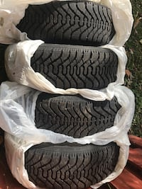Winter Tires 14' OBO