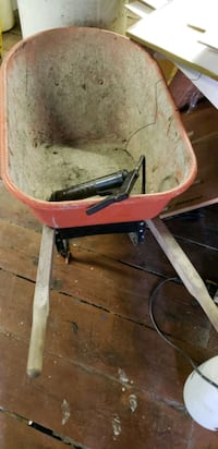Wheelbarrow pick up harpers ferry