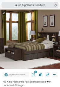 Full bedroom furniture set Vienna, 22182
