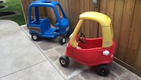 toddler's red and blue ride on toy Mississauga, L5B 2K7
