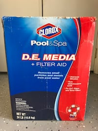 Clorox pool and spa filter cleaner