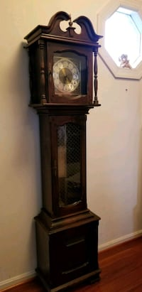 Grandfather's Clock Converted 66 km