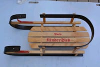 "Paris Kinder Sled 35"" Woodbridge, 22192"