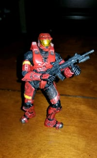 Halo 3 Spartan w/ Cryogenic Chamber Indianapolis, 46221