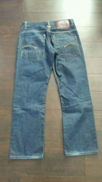 Mens 30x30 g star jeans