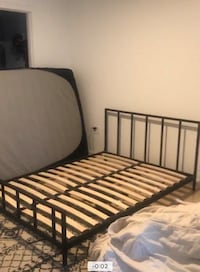 Bed Frame & Mattress