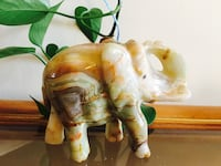 Gift of the year! hand carved marble/onyx elephants different sizes, different prices heavy,cross posted. Pickup Edgemont NW.