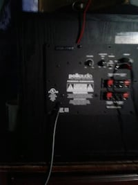 Subwoofer.   Powered 2009  #psw10 110v Bakersfield, 93309