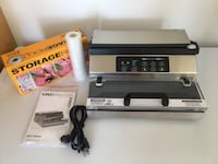 Vacuum packer with bags brand new Niagara-on-the-Lake, L0S 1J0