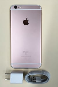 64GB Rose Gold(Pink) iPhone 6s Plus(6s+) - Factory Unlocked  New York, 10018
