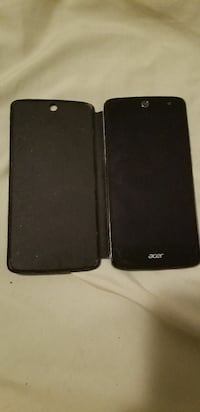 Acer smartphone locked with flip case  Vancouver, V6B 0E4
