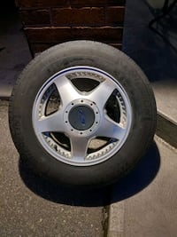 2011 Ford Escape wheels Vaughan