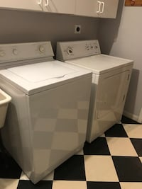Kenmore washer and dryer. Old but work Malvern, 19355