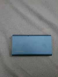 Blu and white portable charger Wenatchee, 98801
