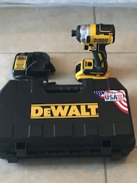 DeWalt cordless hand drill with case Houston, 77096