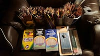 New Boxes of Colored Pencils  Poulsbo, 98370