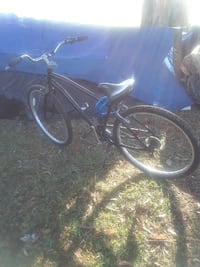 black rigid mountain bicycle Westminster, 92683