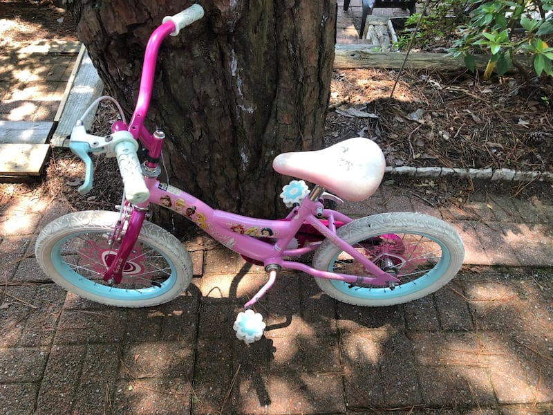 "Girls Bike 16"" 4c7f5260-731a-4496-9194-720185012bd3"
