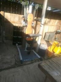 orange and black gas string trimmer Houston, 77063