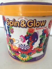 Spin & Glow toy gears Abbotsford, V2T