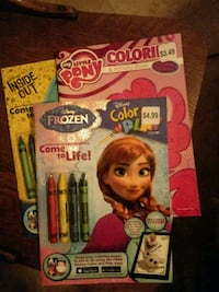 Color and play activity books Perris, 92571