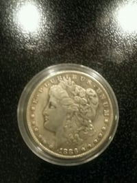 1886 Morgan dollar  Xenia, 45385