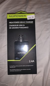 High power usb charger