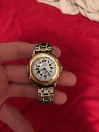 Two tone gold plated guess watch Orangevale, 95662