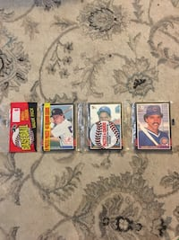 1985 Donruss Rack Pack with Dwight Gooden Rookie card  Pick upBeverly  Beverly, 01915