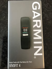 Brand New in box Garmin Vivofit 4 Vaughan, L6A 1E2