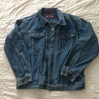Denim Gear Oversized Trucker Jean Jacket