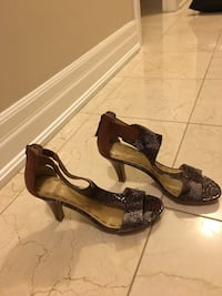 Nine West and Jessica Simpson heels/boots Toronto, M2K 0A6