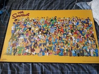 The Simpsons poster Brant, N3L 2W5