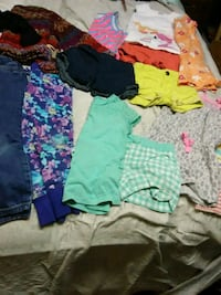girl's assorted clothes Hendersonville, 28739