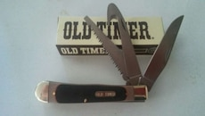 black and silver Old Timer multi tool